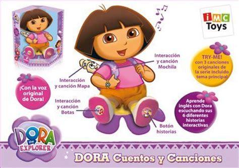 cuentos de dora y 1416915648 dora canta y baila de imc toys cuenta cuentos y canciones de dora la exploradora audiotronics es