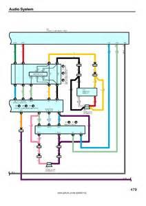2004 lexus sound system radio controls blower controls
