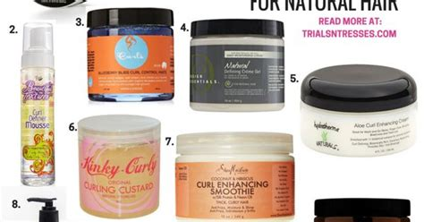 best products to define 4a hair 10 best curl defining products for natural hair natural