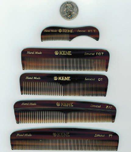 Kent Handmade Combs - kent handmade s pocket combs 183 the beard mall