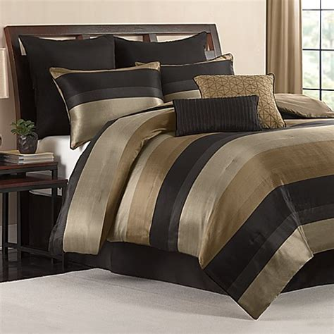 Bed Bath Comforters Bedding Sets Buy Hudson 8 California King Comforter Set From Bed Bath Beyond