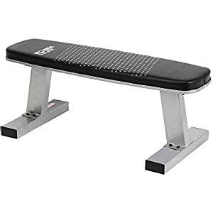 weight benches uk mirafit flat 270kg gym weight bench amazon co uk sports