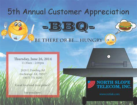 Customer Appreciation Party Invitation Just B Cause Customer Appreciation Invitations Templates