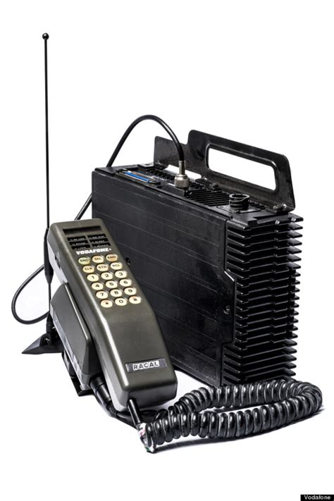 1st mobile phone uk s mobile phone was sold 30 years ago by this