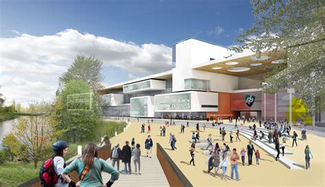 Plans For Homes by Plans For University Of Northampton S New Campus In Uk