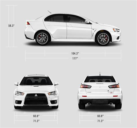 mitsubishi lancer evo 2017 specs mitsubishi lancer evolution reviews specs and prices page