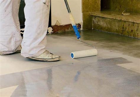 como aplicar el microcemento materiales de construccion  la reparacion