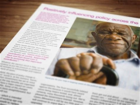 charity newsletter charity newsletter design tips