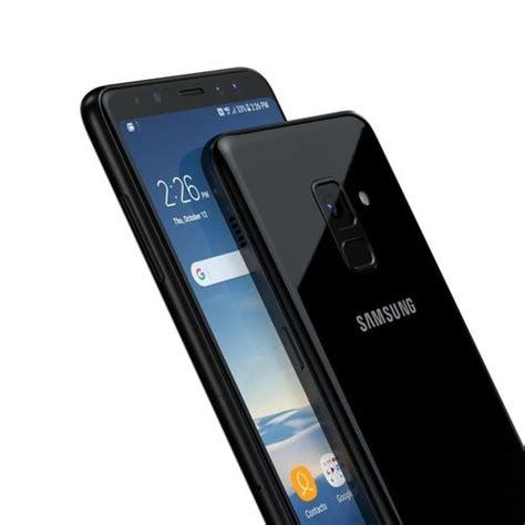Samsung A8 Feb 2018 samsung galaxy a8 2018 black mobilnionline mobilni telefoni onlineshop