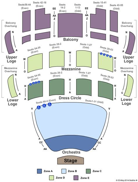 san diego civic center seating tickets seating chart san diego civic theatre
