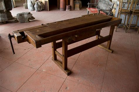 Antique Woodworking Bench For Sale Wooden Garden Swing Plans