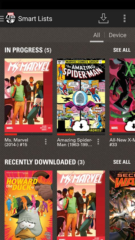 marvel apk marvel comics apk android comics apps