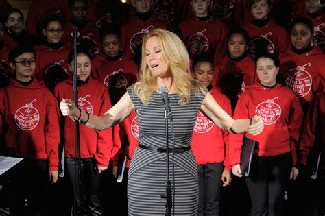 kathie lee gifford christmas music kathie lee gifford photos photos lord taylor holiday