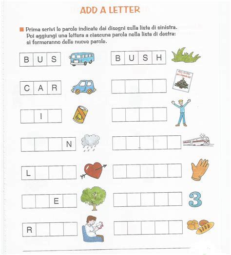 test divertenti per bambini pin colori giochi enigmistici per bambini rebus cruciverba