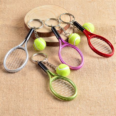 buy wholesale tennis keychain from china tennis