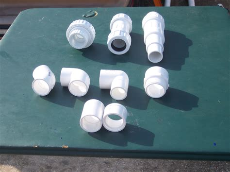 Pool Plumbing Fittings by How I Repiped Pool Equipment