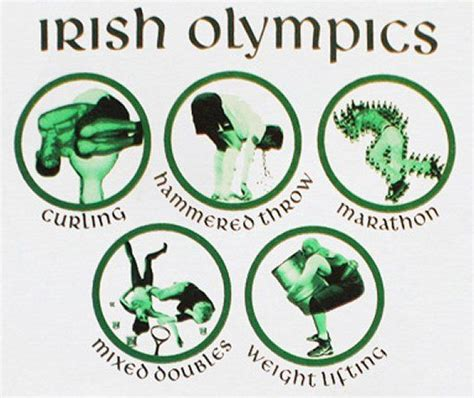 St Patricks Day Memes - funny st patrick s day meme irish olympics oh my