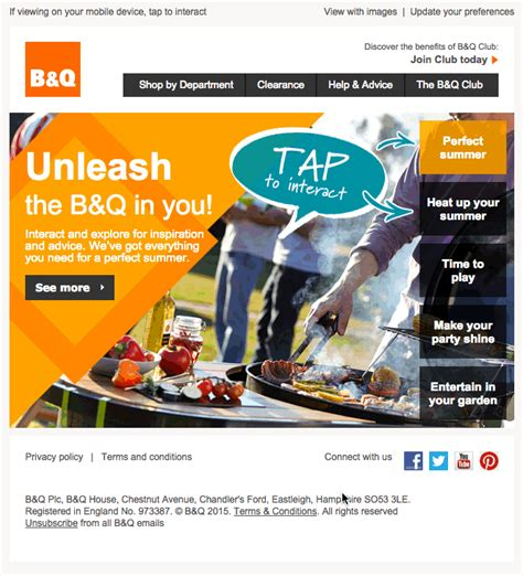 interactive email template are interactive emails the next big thing getresponse
