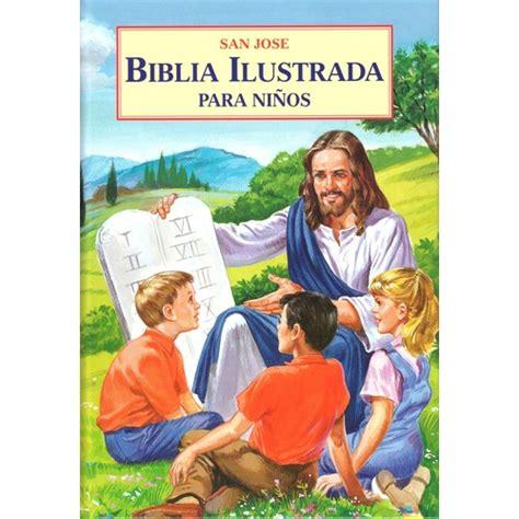 biblia para ninos edicion 0718011392 biblia ilustrada para ninos the catholic company