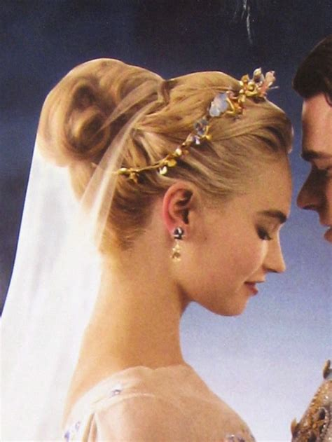 movie themes for hair styles best 25 cinderella hairstyle ideas on pinterest