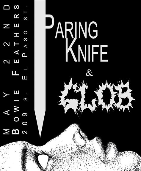 what is pairing knife pairing knife and glob