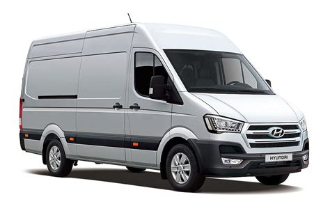 van hyundai hyundai to shake up market with h350 business vans