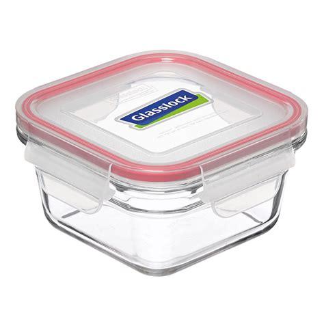 Tempered Glass Oren glasslock square oven safe tempered glass food container glasslock the home