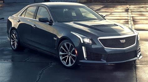 2020 Cadillac Cts V Horsepower by 2019 Cadillac Cts V 1 4 Mile Engine Price Specs