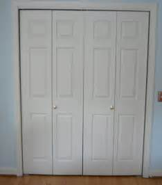 Handles For Closet Doors Where To Locate The Knobs On Bifolding Doors