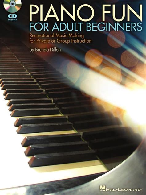 keyboard tutorial for beginners free piano fun for adult beginners a lesson book for adult