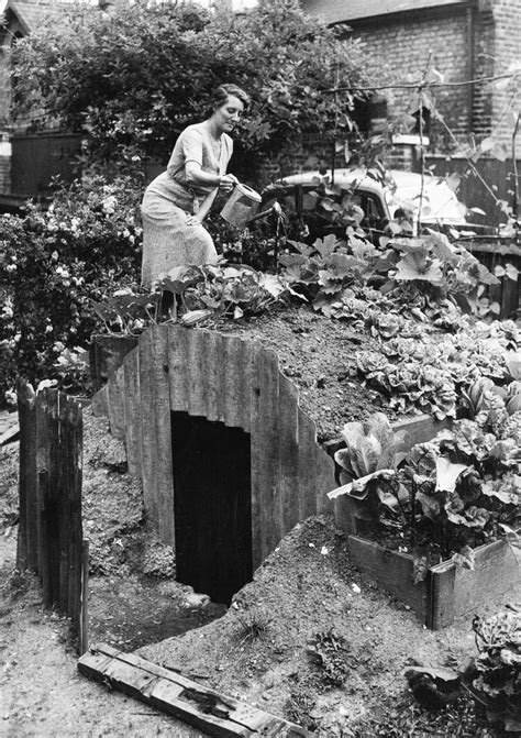 backyard bomb backyard bunkers of the blitz pictures of how london