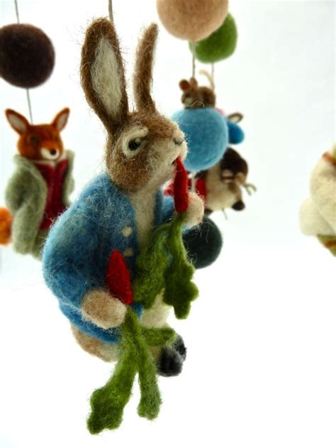 beatrix potter mobile 133 best images about baby mobile on bumble