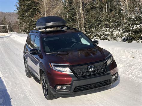 2019 Honda Passport Reviews by 2019 Honda Passport Drive Review For The Road