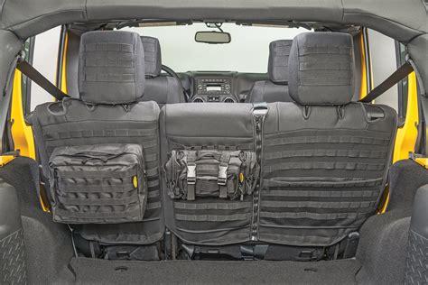 smittybilt gear seat covers fj cruiser smittybilt 56646501 rear g e a r custom fit seat cover
