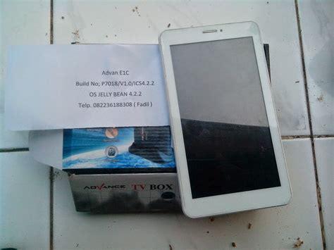 Foto Dan Tablet Advan E1c dokter tekno dot info cara unbrick tablet advan vandroid