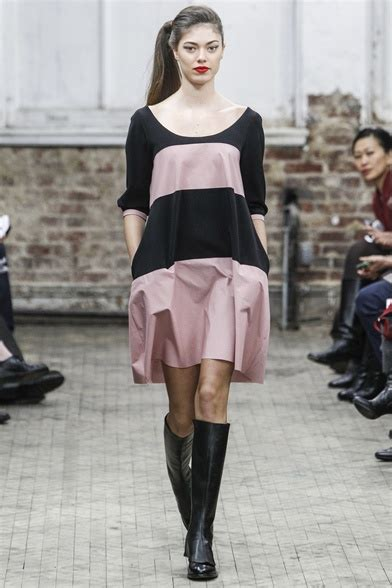 Yeohlee Fallwinter 2007 Runway Review by Yeohlee New York Collections Fall Winter 2013 14 Shows