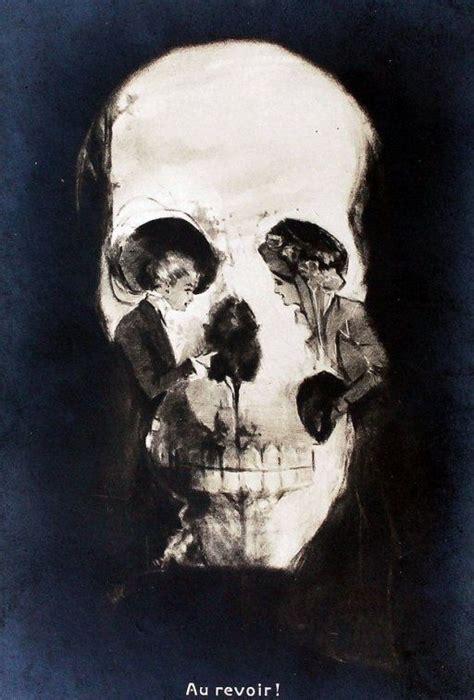 Vanity Painting Skull by Skull Illusion Vanity