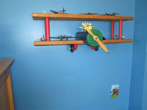 Airplane Shelf by Airplane Shelf For The Home