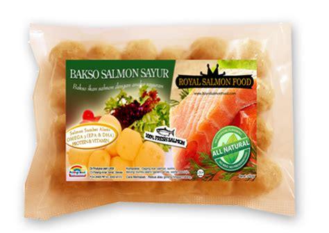 Nugget Salmon Sayur Premium kedai bunanif