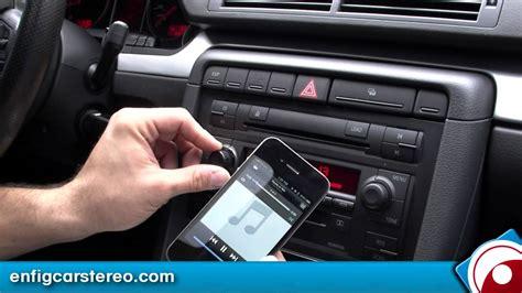 2006 audi a4 bluetooth audi a4 02 06 ipod usb bluetooth adapter dension gbl3au2