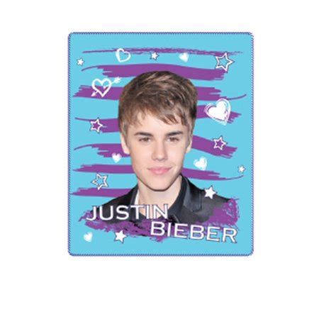 justin bieber throw blanket justin bieber throw fleece