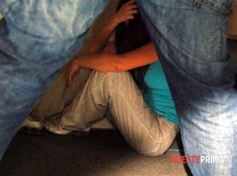 stuprata in casa stuprata nel giardino di casa preso il presunto aggressore