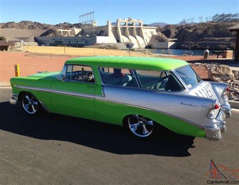 Mountain Dew Sweepstakes 2014 - in october 2013 dale jr gave away this restored and customized 1956 chevy nomad