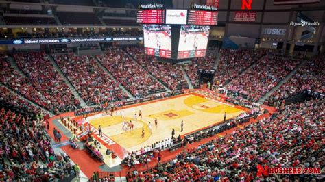 lincoln nebraska court records s basketball bank arena huskers