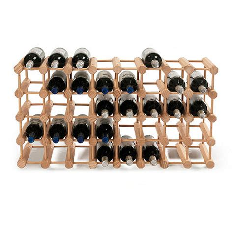 The Wine Rack by Modular 40 Bottle Wine Rack Wine Enthusiast