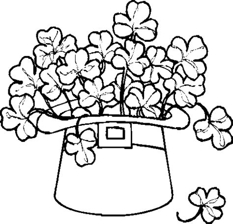 st patricks day coloring pages dr odd