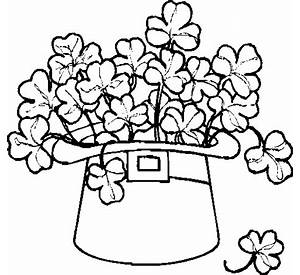 leprechaun coloring pages getcoloringpages - Girl Leprechaun Coloring Pages