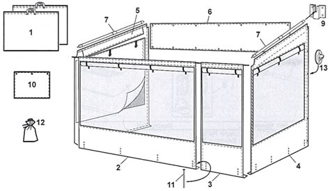 Travel Trailer Awning Screen Room by How To Create An Rv Awning Room Travel Trailer Ideas