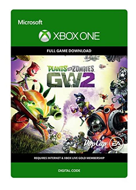 Bd Ps4 Plants Vs Zombies New Reg 3 plants vs zombies garden warfare 2 xbox one digital code