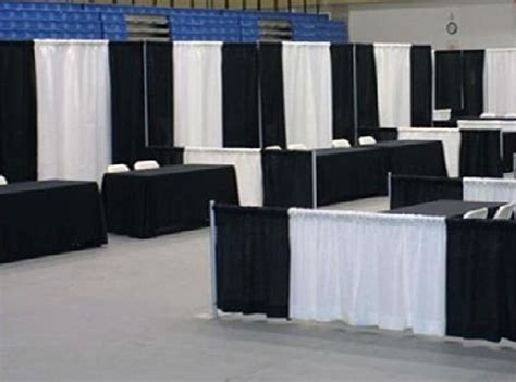 expo pipe and drape pipe and drape exhibition exhibit display trade show